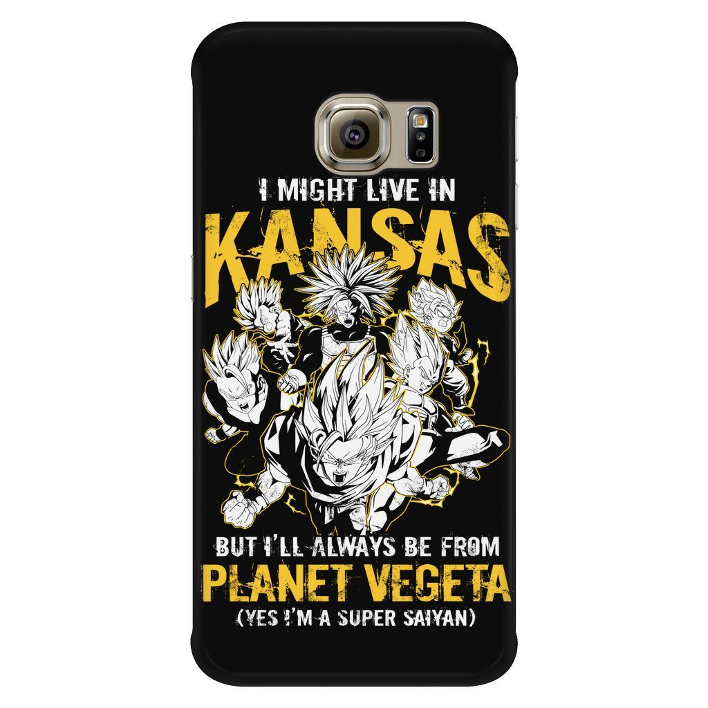 Super Saiyan Kansas android phone case - TL00080AD-BLACK
