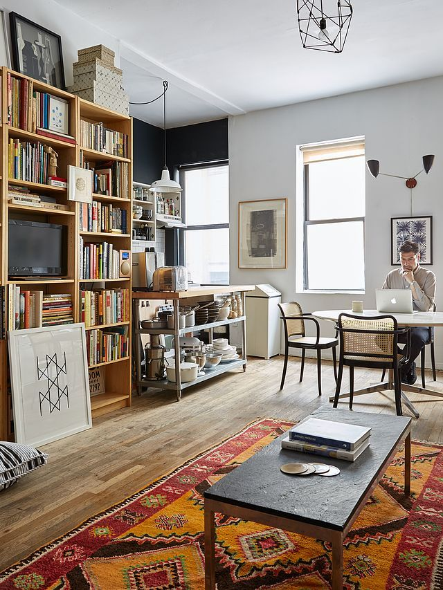 The $3,000 Remodel: 17 Tips from a NYC Creative Couple