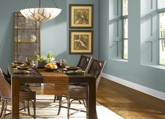 Behr Gray Morning 490f 4 Dining Room Colors Living Room Color Living Room Colors