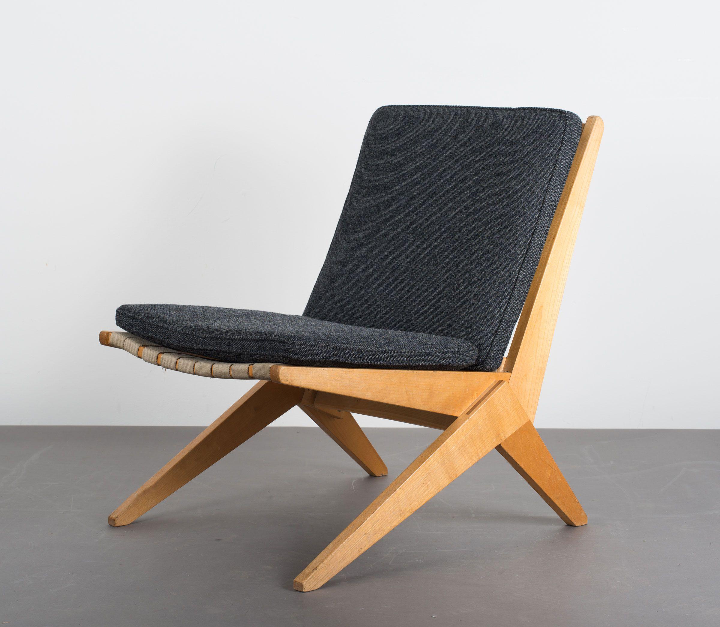 Architect Furniture Pierre Jeanneret Swiss Architect & Furniture Designer 1896