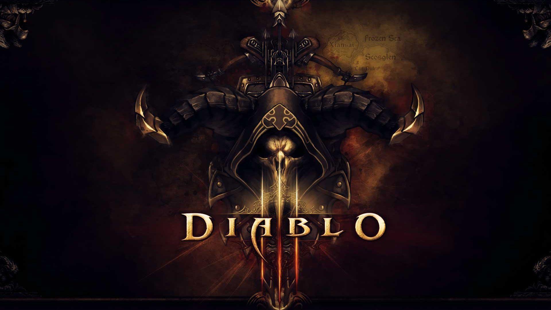 Diablo Iii Demon Hunter Artwork Hd Wallpaper Fullhdwpp Full Hd Wallpapers 1920x1080 Diablo Demon Hunter Diablo Game Diablo