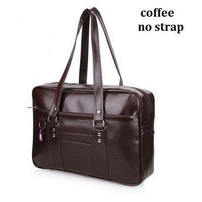 Anese School Handbags High College Students Uniform Bag Uni Shoulder Bags Messenger Pu Leather For Women Men Kabelky