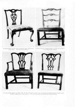 LINK to complete GUIDE to Antique Chair Identification