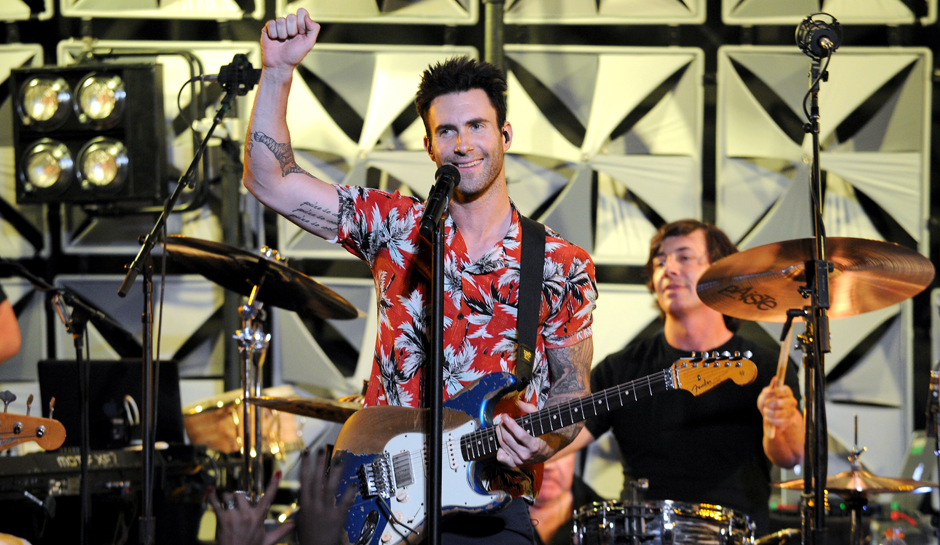 Maroon 5's Adam Levine Reveals Band's Secret Formula For