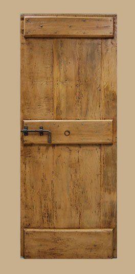 Rustic Doors – Doors of the Past