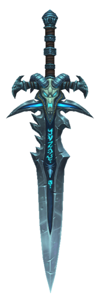 Frostmourne In 2021 Death Knight Reign Of Chaos Warcraft Iii