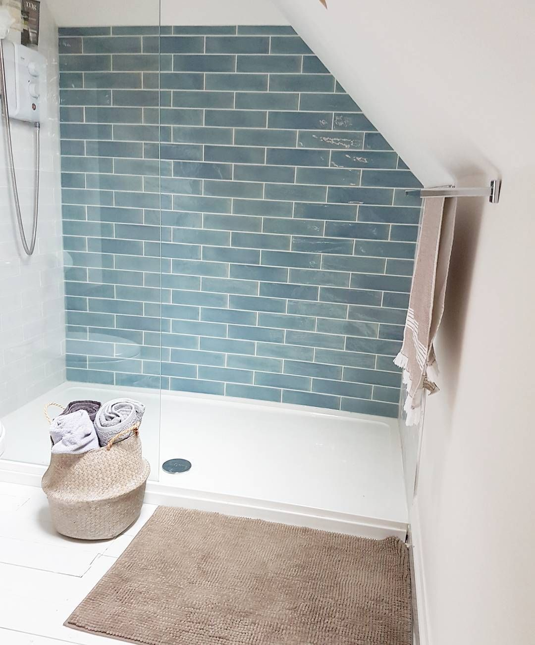 We shifted this shower room layout around to incorporate an XL ...