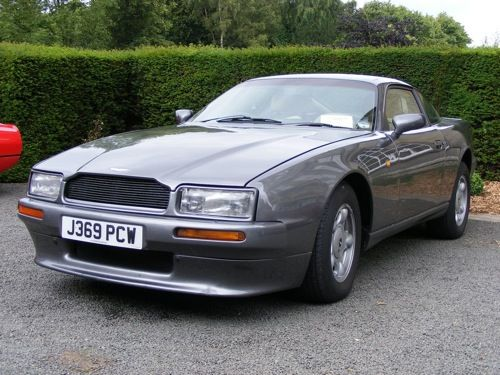 1988 Aston Martin Virage Garage Door 1 1980s Pinterest