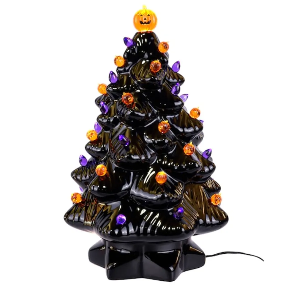 Michaels' Ceramic Halloween Tree Sold Out Again—But You