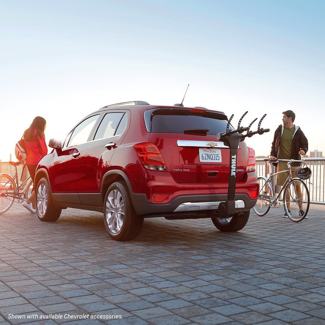 #Chevy #Trax Is Hardwired For Adventure.