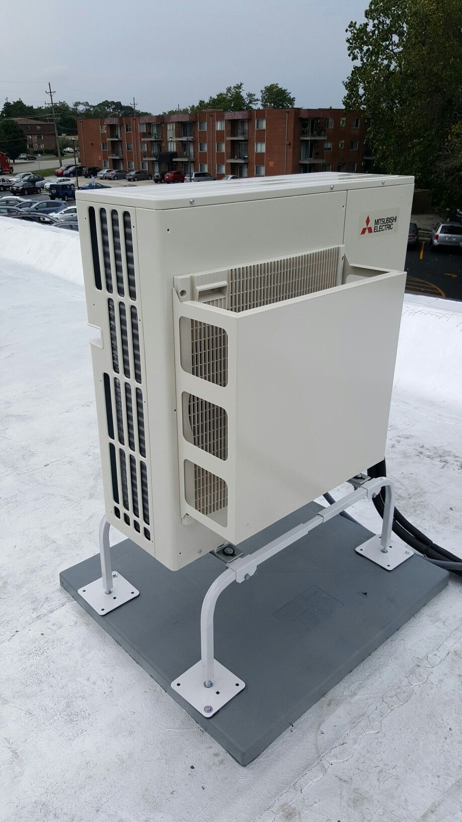 Pin on Commercial and Larger Residential Ductless VRF systems