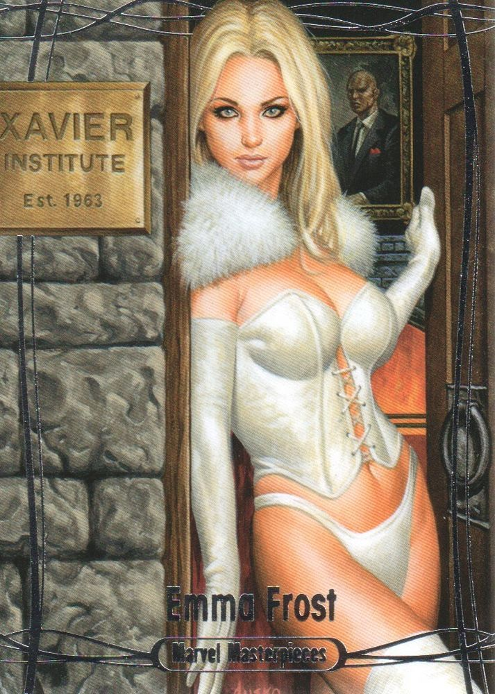 Emma frost erotic fiction