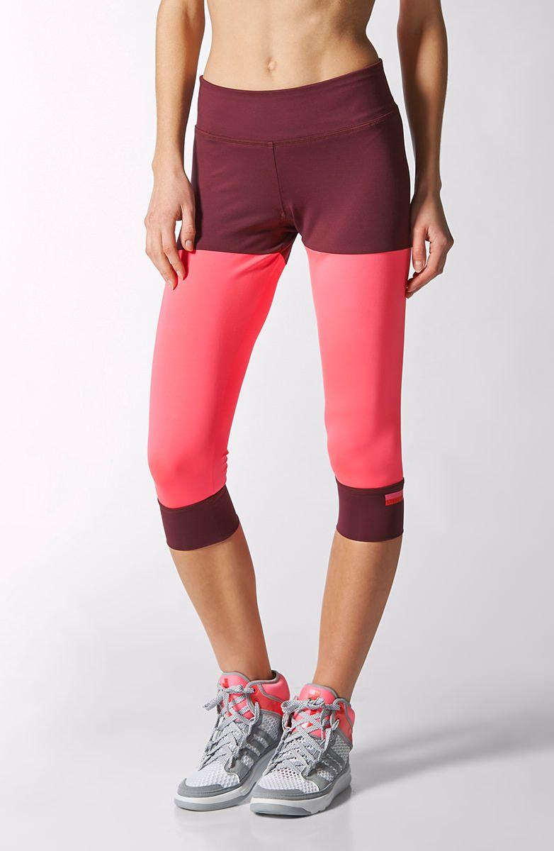 Adidas Stellasport Tech Women s 3 4 Capri Tight  1e1201c092275