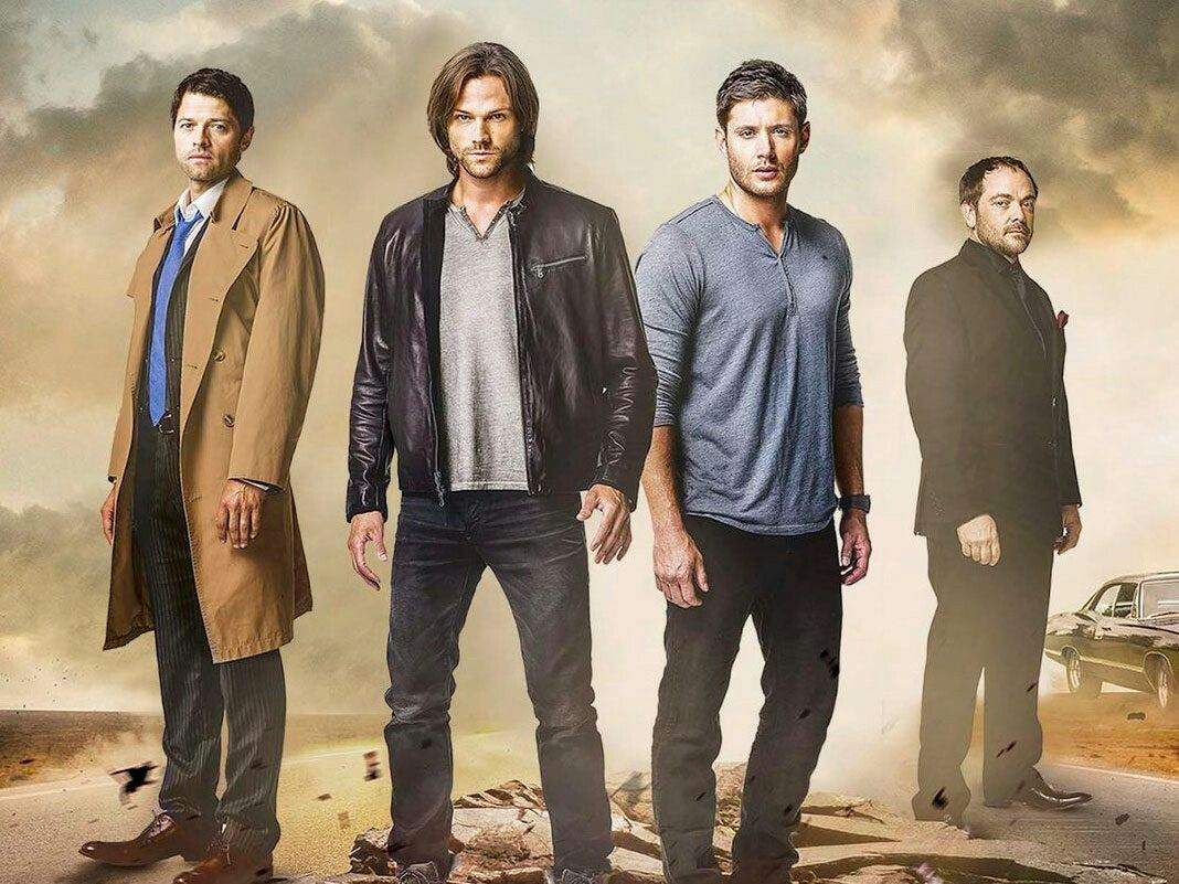 Pin by Xam Dave on supernatural Supernatural seasons