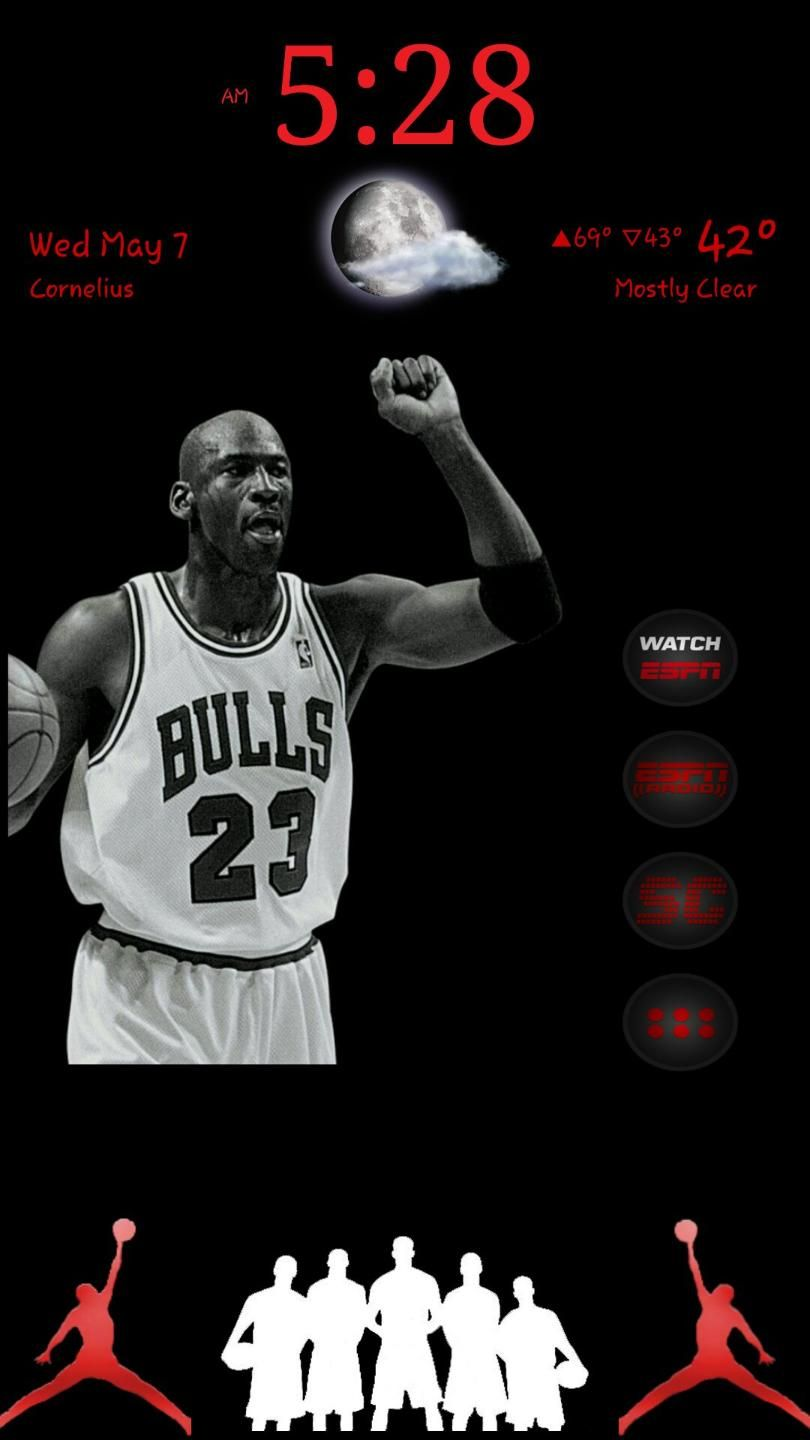 Homepack Buzz Check Out This Awesome Homescreen Larry Mcdaniel Michael Jordan Jordan Quotes Basketball Quotes Funny Motivational Basketball Quotes
