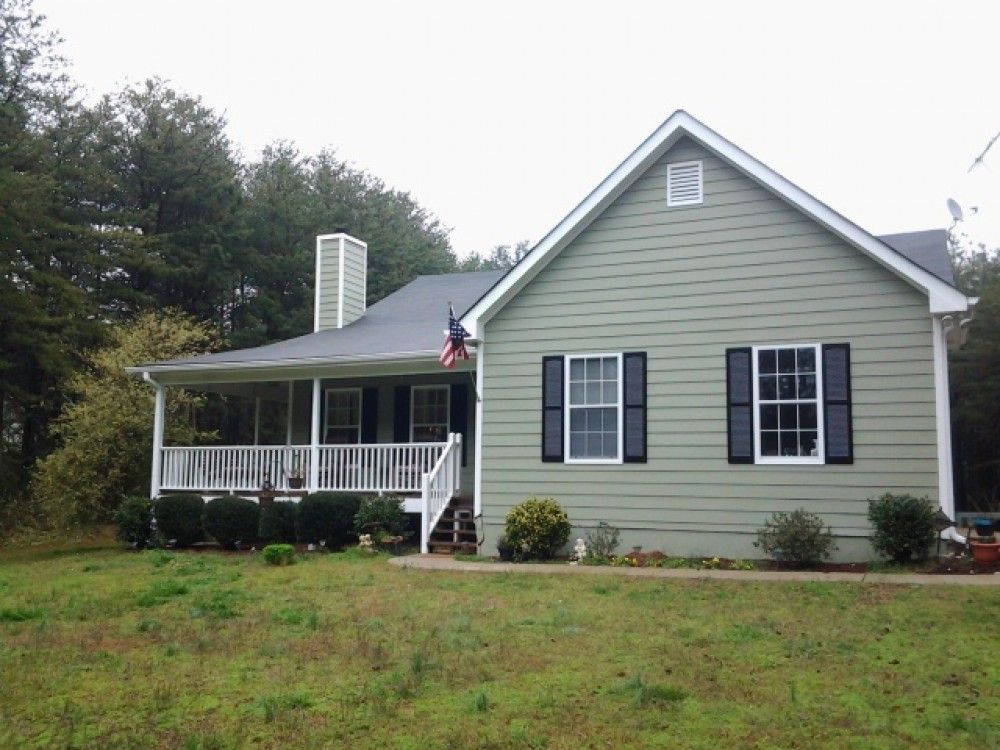 Sherwin Williams Emerald Paint Siding Color Green Earth - SW7748 ...