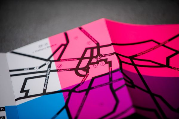Katowice Steet Art Festival – prints by Marta Gawin, via Behance