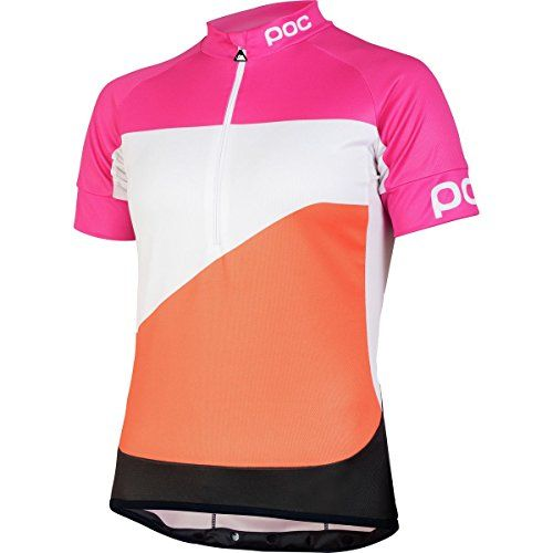 POC Fondo Gradient Classic HalfZip Jersey Womens Theor Multi Pink S -- More  info could be found at the image url.Note It is affiliate link to Amazon. 11282e290