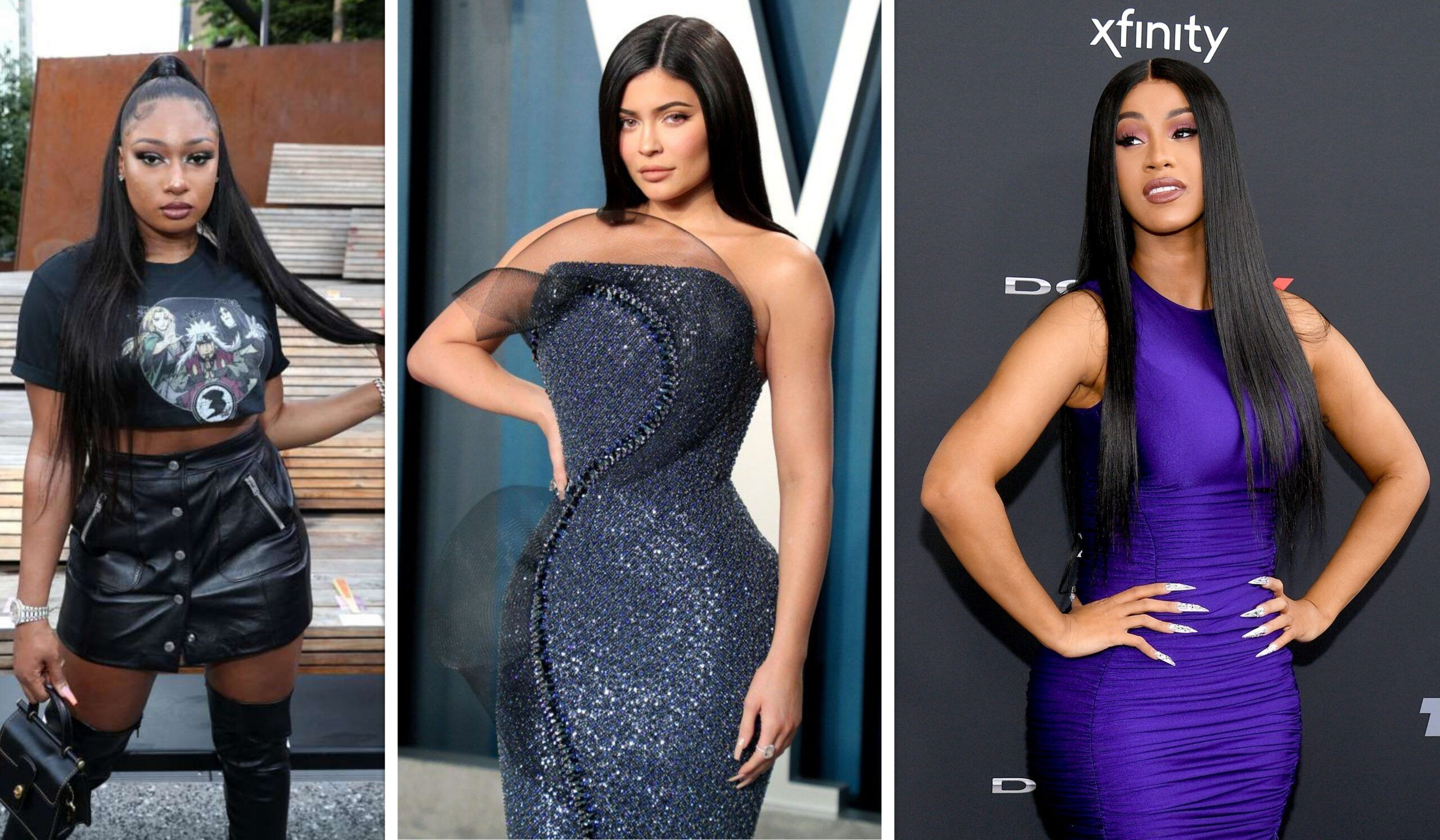 Cardi B And Megan Thee Stallion S Wap Music Video Includes A Kylie Jenner Cameo Top Fashion In 2020 Top Styles Cardi B Kylie Jenner