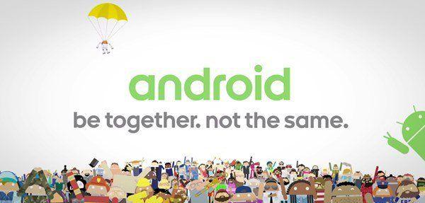 Android encontra-se em 18 mil equipamentos diferentes
