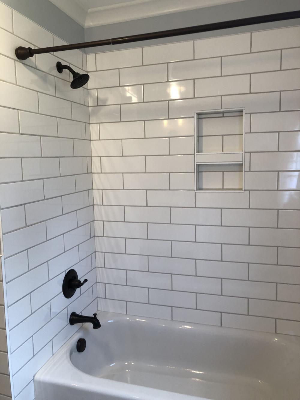 Jeffrey Court 4x12 Google Search In 2019 White Subway Tile