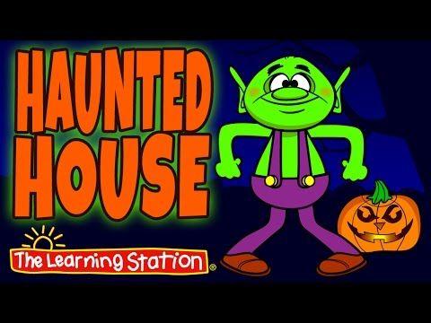 Haunted House ♫ Halloween Songs for Children & Kids ♫ Halloween ...