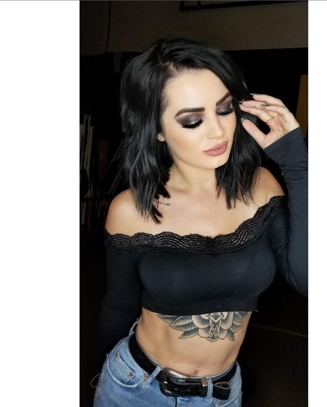 Instagram Saraya-Jade Rodriguez nude (66 images), Sideboobs