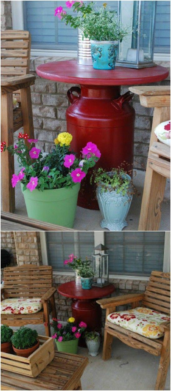 16 Inspiring DIY Spring Porch Decorating Ideas