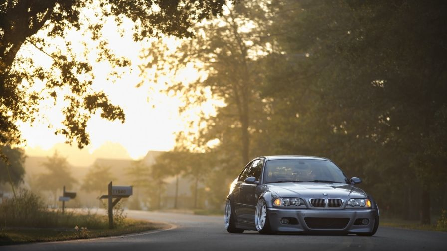 Bmw E46 M3 Tuning Desktop Hd Wallpapers