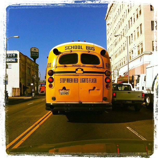Pin On Old School Buses