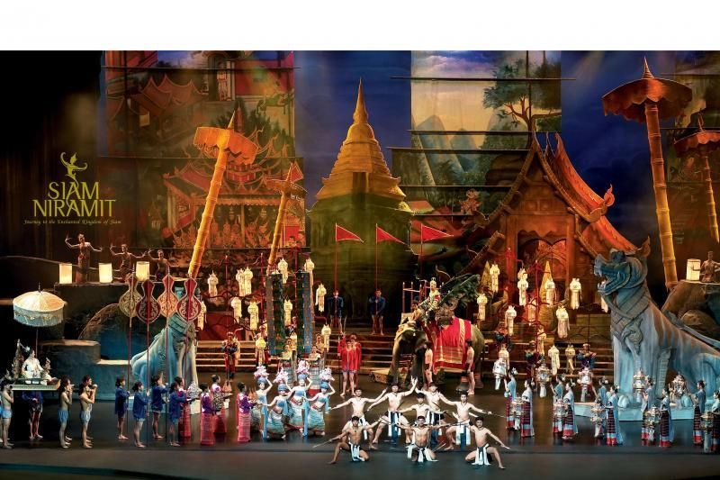 Siam Niramit Show With Dinner And Shared Transfers Travel