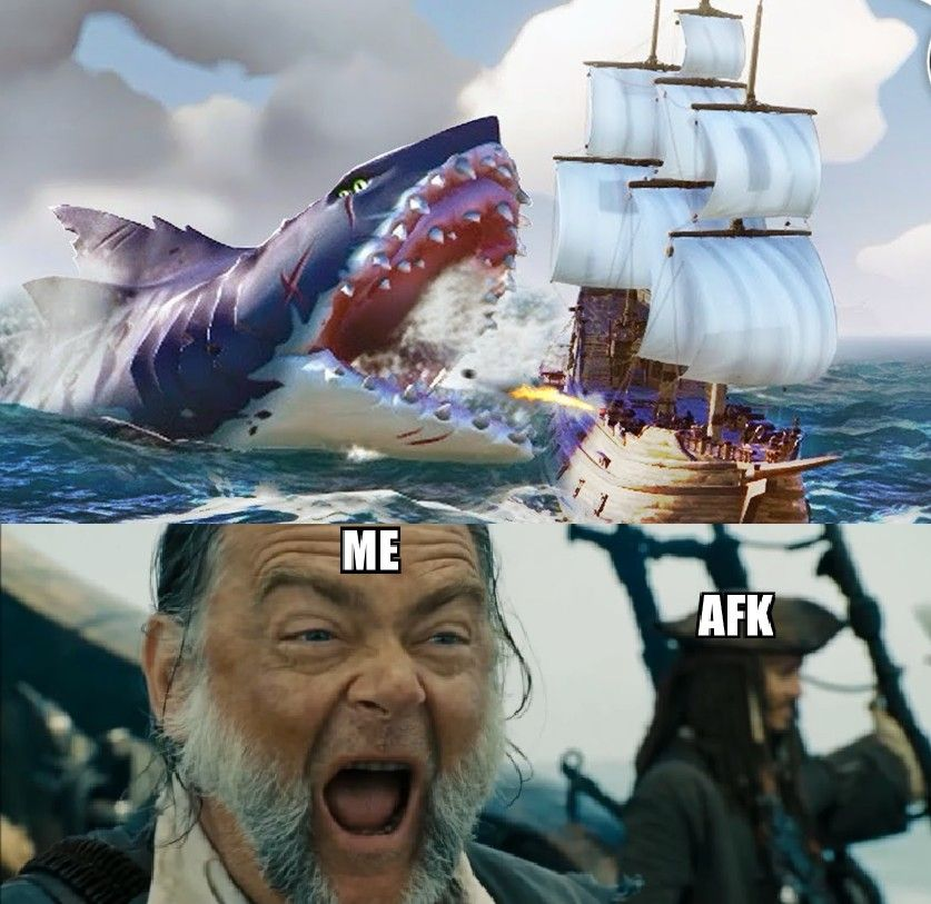 My Friend And I On Sea Of Thieves In 2020 Sea Of Thieves Sea