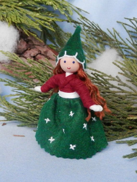 Kindness Elves Miniature Christmas Elf By Wildflowerinnocence Kindness Elves Christmas Elf Miniature Christmas