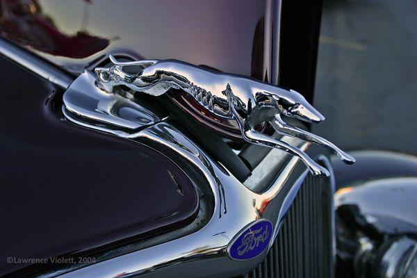 1934 Ford Sedan hood ornament | Vintage Hood Ornaments, Emblems and