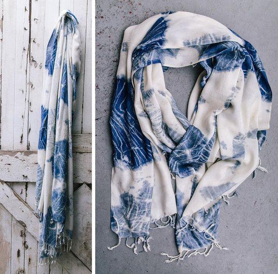Hafsa  Blue & Cream by HeshimaKenya on Etsy, $34.00