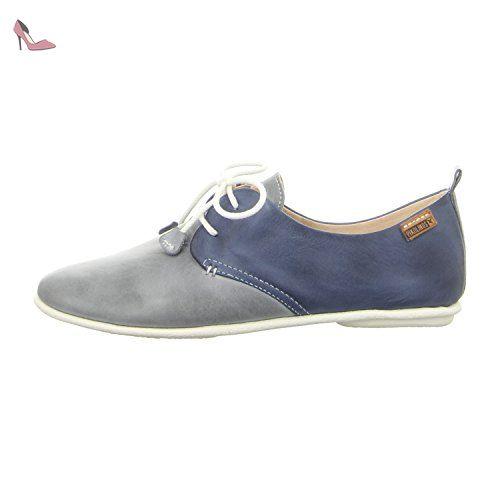 BLACK JARDINS 15052 marine brogues en cuir bleu chaussures femme Anglais tip 39 Zbo571c71d