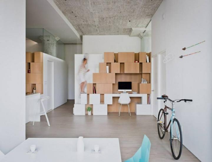 Innentreppe Modernes Design für jeden Stil Dekoration