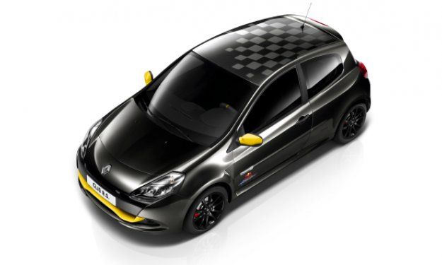 Renault Clio R.S. Red Bull Racing RB7-4