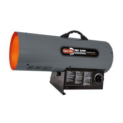 Dyna Glo Rmc Fa125dgd Portable Gas Powered Forced Air