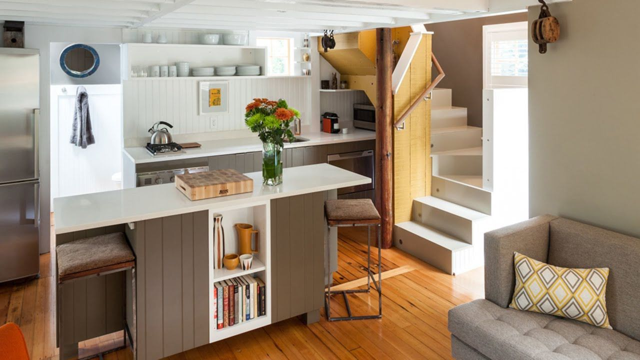 interior design ideas for small house - iny house interiors, House interiors and House interior design on ...