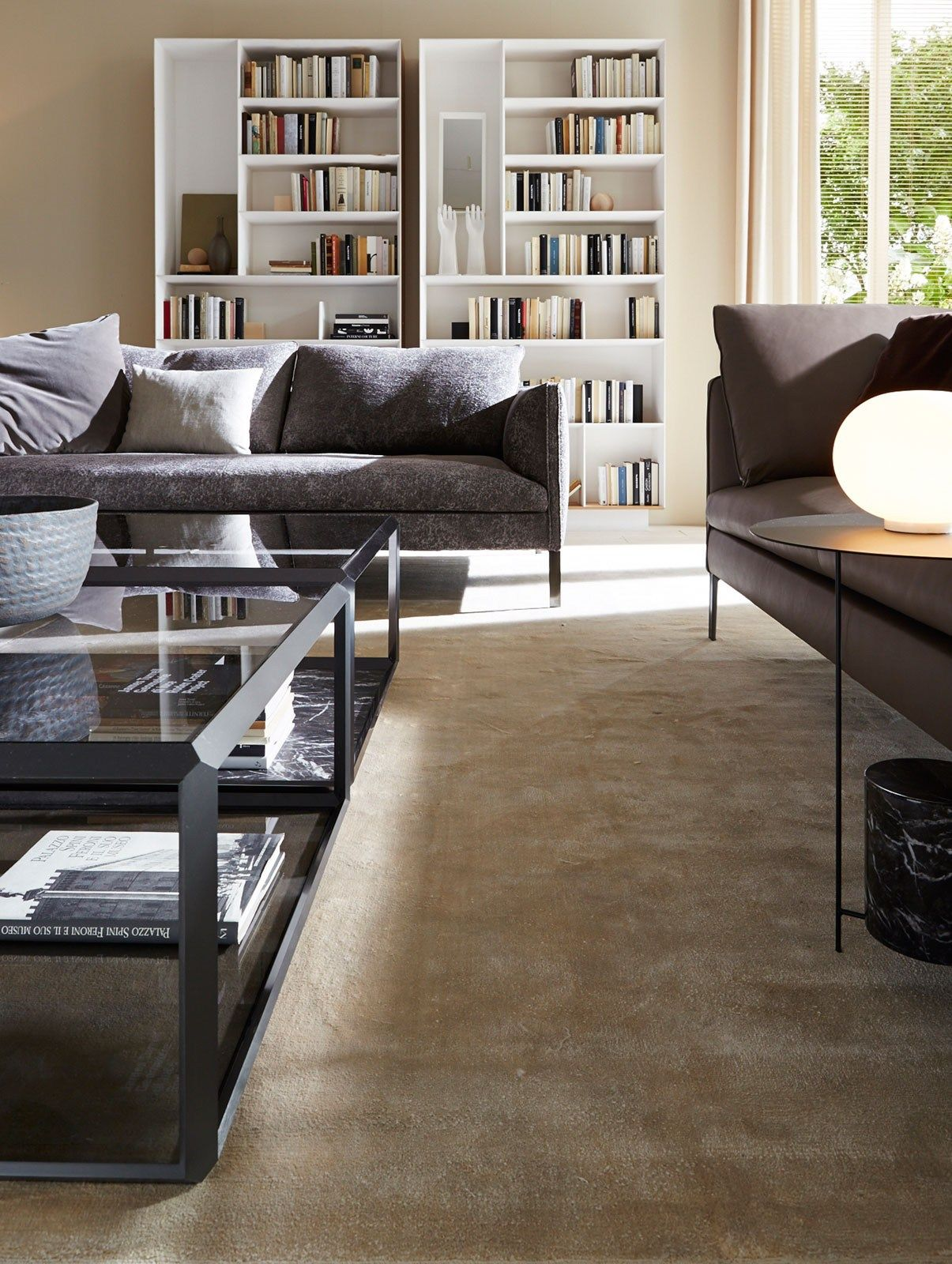 Modular square gl coffee table 45 molteni c mesas pinterest modular square gl coffee table 45 molteni c geotapseo Image collections
