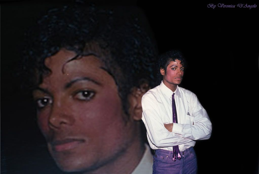 Photoshop Michael Jackson (Edited By Veronica D'Angelo) Photo:  This Photo was uploaded by esmeralda84_2009. Find other Photoshop Michael Jackson (Edited...