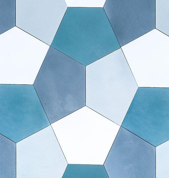 Www Carreauxmosaic Com What Is New Patchwork Unicolor Html