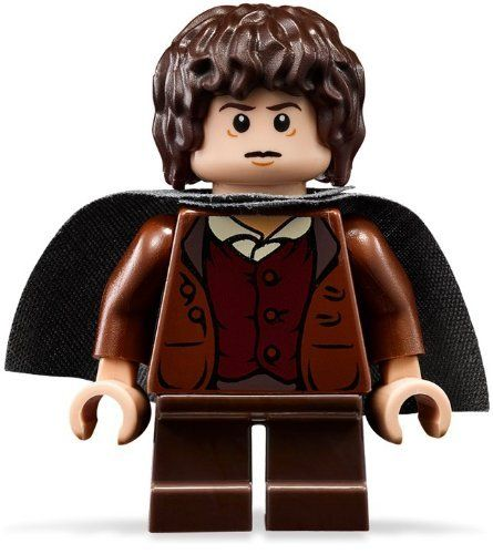 Lego Lord of the Rings Frodo Minifigure . $3.75. loose minifigure