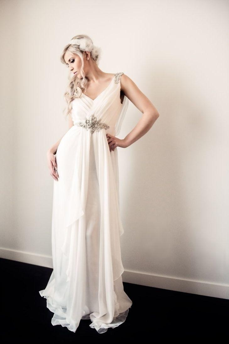 103fe2c0ad7 Khaleesi Inspired Wedding Dress