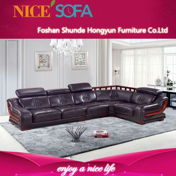 Latest Design Sofa Modern Euro Design Leather Sofa A833l View Latest Design Furniture Nicesofa Product Details From Best Sofa Modern Sofa Designs Sofa Design