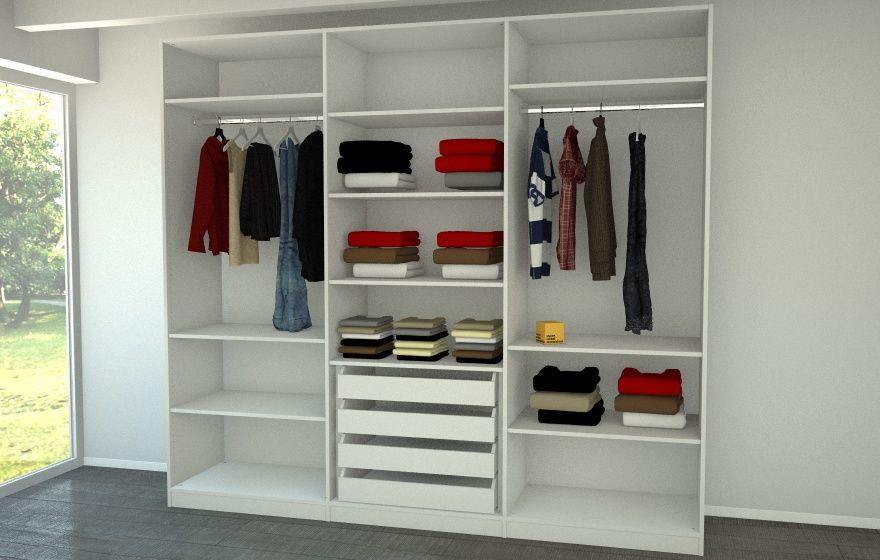 Billig kleiderschrank günstig kaufen gebraucht Deutsche Deko - schlafzimmerschrank selbst bauen