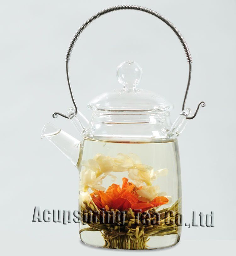 $108.40 (Buy here: http://appdeal.ru/d8hc ) 1kg Artistic Flower Tea, 120pcs Blooming Flower Tea, flower tea, CK09, Vacuum Package, Free Shipping for just $108.40
