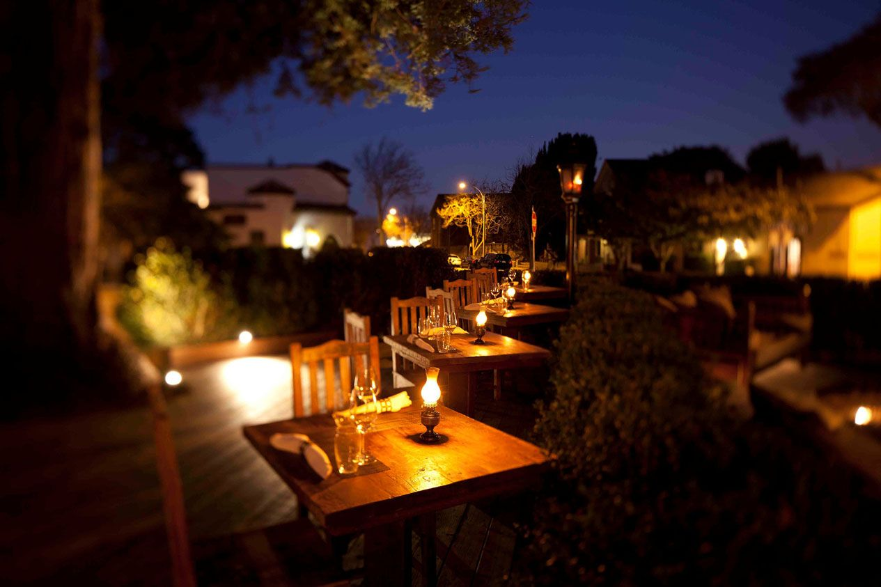 Restaurant 1833 Is Located In Historic Downtown Monterey California The Old Stokes Adobe