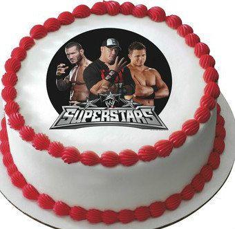 Wwe World Wrestling Super Stars John Cena Personalized